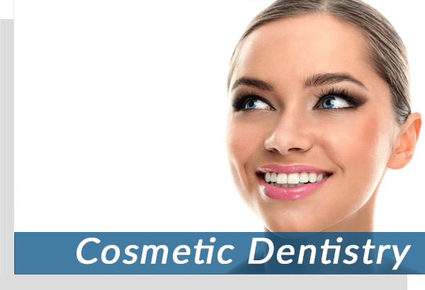 cosmetic dental patient smiling